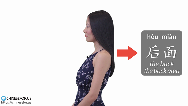 Learn how to say Up, Down, Inside, Outside, Front and Back in Chinese. Practice Existential Sentences in Chinese with video lesson and quizzes.